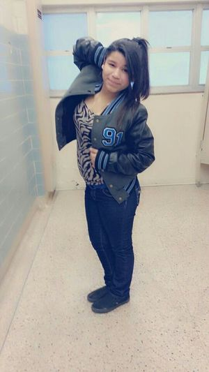At School Cx I Look Pretty Agree <3