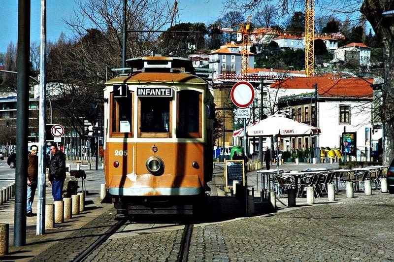 EyeEm Porto Porto Tram Taking Photos