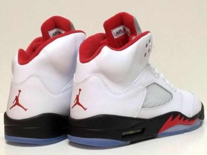 Who's getting these 5's
