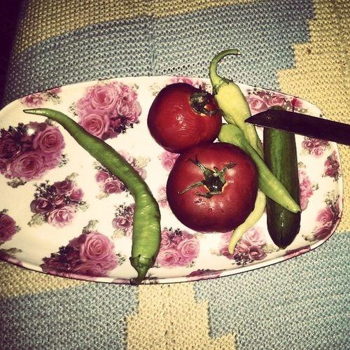 Iftarda Salata Olmadan Olmaz