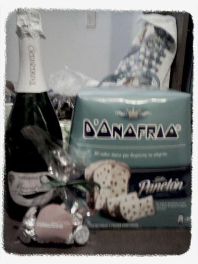 La Provisión Navideña Gracias A La Chamba! #happyplacetowork