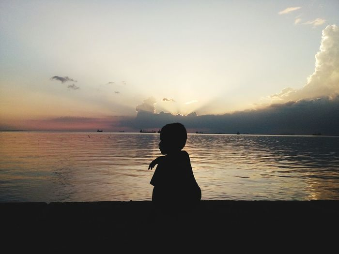 Photography skills Children Photography Sunset Silhouettes Skylover . Fridays