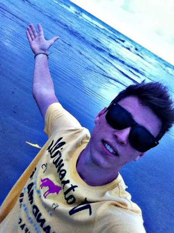 Beach Mongaguá Brasil