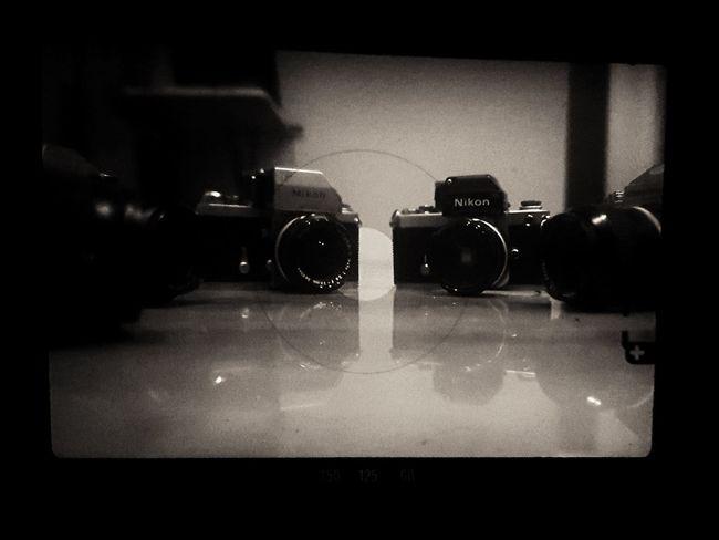 Nikon Film Filmcamera SLR Nikonf2 Blackandwhite Black & White