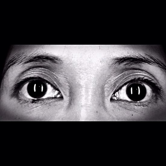 Reflections in my eyes. EyeEmBestPics EyeEm Best Edits SelfieInMirror Eye4photography
