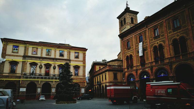 Tolentino Piazzadellalibertà Architecture Building Exterior Earthquake Post Terremoto