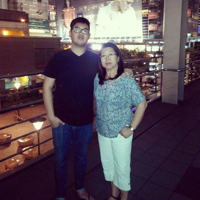 Mom n son Surprisefrommom