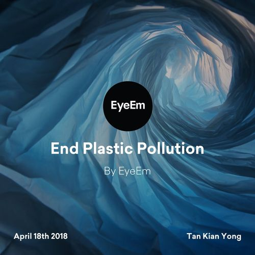 Creatively visualize our mass consumption of plastic to help spread awareness in advance of Earth Day 2018 🌎 → https://www.eyeem.com/m/14406766 End Plastic Pollution