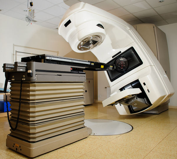 Linear Accelerator at hospital. Linear accelerators are the newest radiation technology available today. Cancer Hospital Medical Equipment Medicine Cancer Survivor Clinic Deseas Diagnostic Disease Equipment Healthcare And Medicine Hospital Indoors  Linear Accelerator Malignant Cells Medical Medical Exam Medical Research No People Oncology Radiation Radiology Radiotherapy Technology Tumor