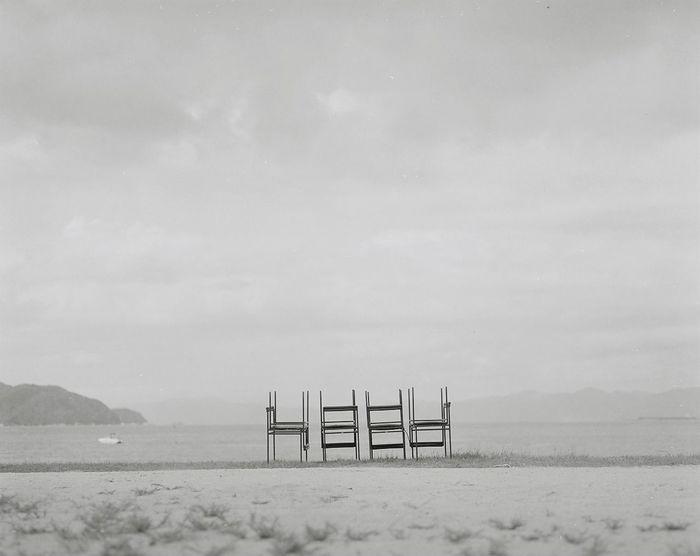 夏の終わりって はっきりしてるから 寂しいんだよね Japan B&w Film Photo Photography Mamiya RB67 120mm Film Camera