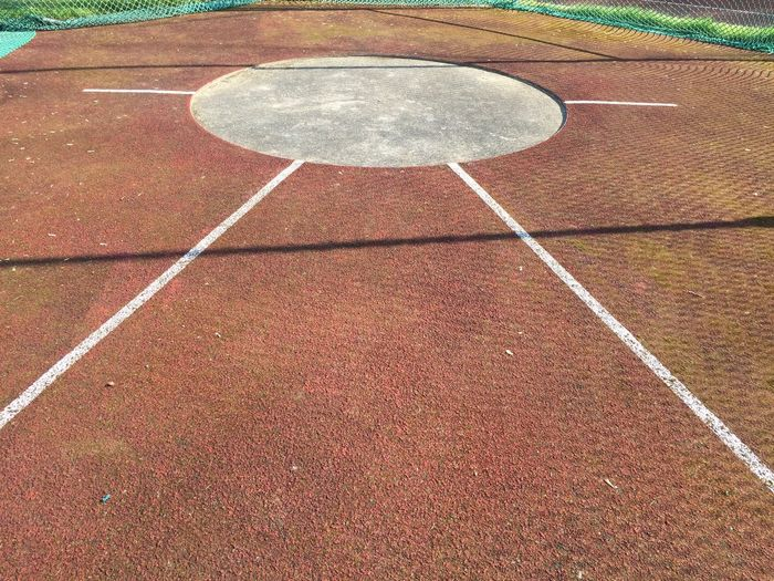 Sport Court No People Yard Line - Sport Outdoors Competitive Sport Ball Athletics Athletics Kugelstoßen Kugelstoßring discusring Discusring Hammerwurfring Diskusring Day Shot Circle Shot Putters Circle Track And Field Track And Field Stadium Basketball Close-up