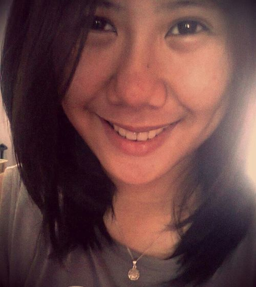smile with me baby :) Selfie Just Smile ♥ GoodDay❤ Love
