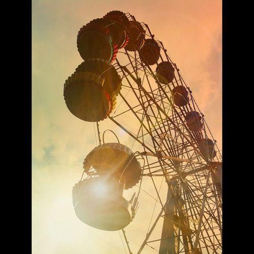 Amusementpark Ferriswheel парк колесообозрения Park