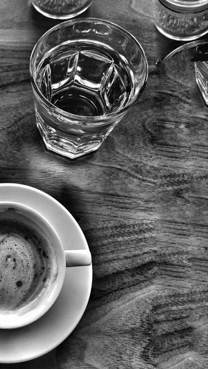 EyeEm Black And White Blackandwhite Photography Drink Plate Table Coffee - Drink Close-up Food And Drink