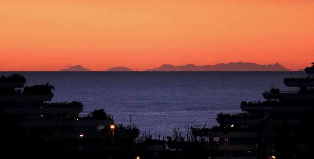 Sunrise Sea Sea