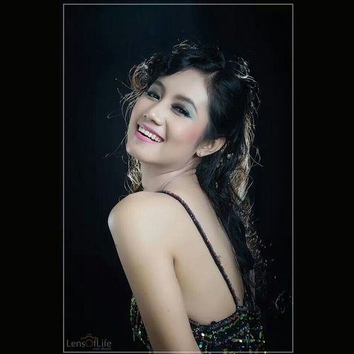 actress : @rita Grogot Model Pose Fashion Photography Kalimantan Timur