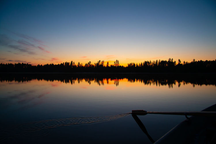 Going again. Oar Outdoors Summer Night EyeEm Nature Lover EyeEm Nature Nature Photography Taking Photos Photography Photo Canonphotography Eye4photography  My Life Beautiful Sky Sunset_collection Nature_collection EyeEm Selects Water Sunset Tree Lake Silhouette Reflection Gold Dusk Sky Reflection Lake Standing Water Calm The Great Outdoors - 2018 EyeEm Awards The Still Life Photographer - 2018 EyeEm Awards