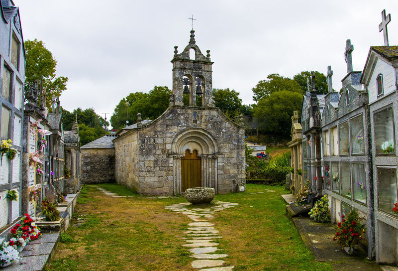 CaminodeSantiago Church Galicia Nature SPAIN Camino De Santiago Outdoors Pilgrim Pilgrimage