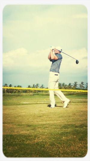 Cada golpe en el campo te acerca mas a la victoria. Mexico City Pgatourla Golfcourse Tyler Mccumber