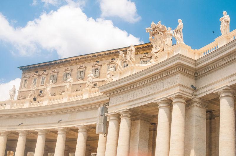 Vatican beauty