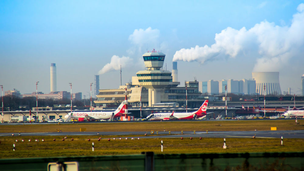 Airport Architecture Berlin Built Structure Flughafen Flughafen Tegel Flughafen Tegel TXL Tegel