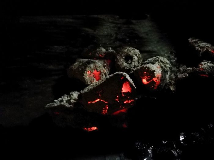 Chacoal Burn