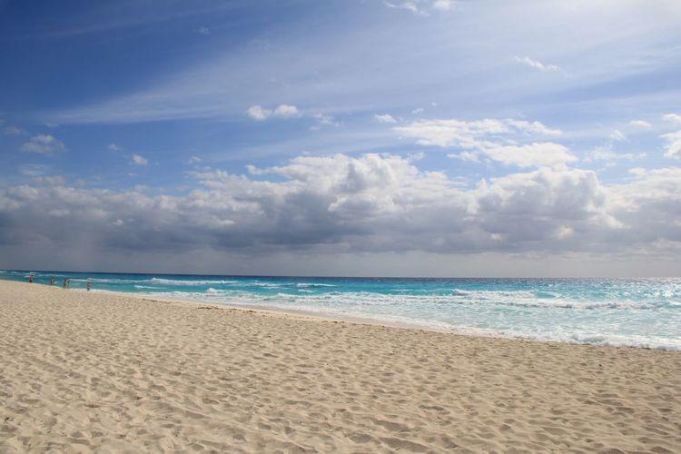 Cloud, sea & beach. Beach Sea Sky Cloud - Sky