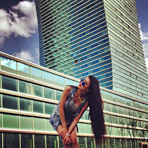 Astana Kazakhstan Check This Out Taking Photos Enjoying Life Hello World Summer Holiday Longhair Faces Of EyeEm
