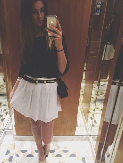 The Stylist - 2014 EyeEm Awards Fashion Night Out Outfit #OOTD