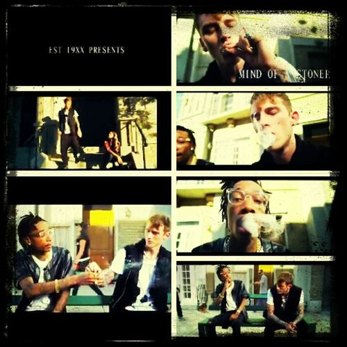 Check out Mgk ft Wiz Khalifa new video Mind of a Stoner ://www.youtube.com/watch?v=SQ2HstgvzZ4&feature=youtube_gdata_player Laced Up LTFU