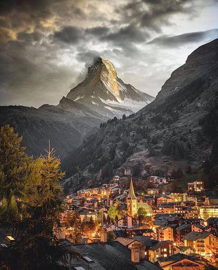 Topofswitzerland Zermatt Schweiz The Great Outdoors - 2017 EyeEm Awards