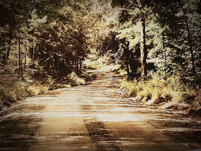 Backroads.