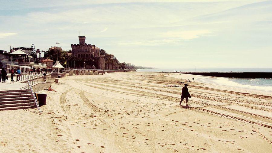 EyeEm X WhiteWall: Landscap Taking Photos the little Beach EyeEm Gallery EyeEm Best Shots - Landscape Daytime Sand Nature_collection Sea View Sea_collection Landscapes With WhiteWall