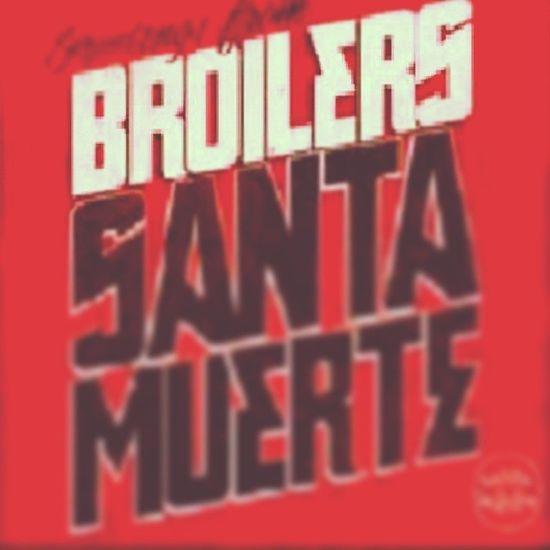 Endlich ist es soweit <3 Broilers Santa Muerte Santamuerte live Konzert Hamburg Sporthalle alsterdorfersporthalle
