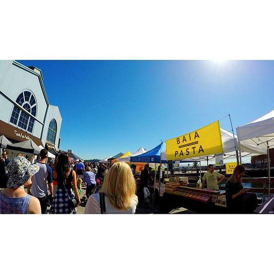 Fisherman's Wharf farmers market Sanfrancisco California Fishermanswharf Local Travel Wildernessculture