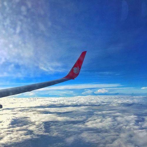 On Board... Malindoair Fly Sj  SJCAM Sjcammalaysia Sj5000