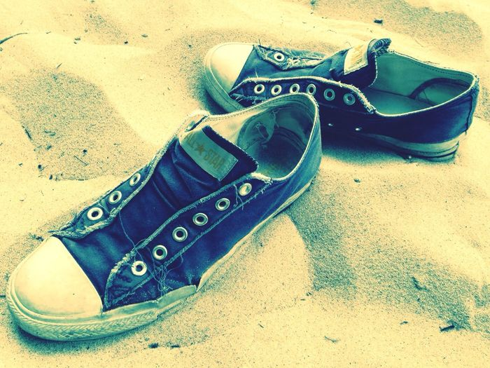Beach Shoes Fashion And Lifestyle Hanging Out