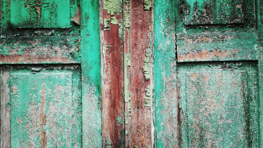 Textured Full Frame Backgrounds Pattern Day Textured  Rough Paint Weathered Outdoors No People Close-up Multi Colored Built Structure Architecture wood