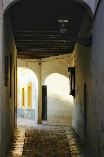 Corner Of The Jewish Quarter Of Sevilla Sevillahoy Andalucía