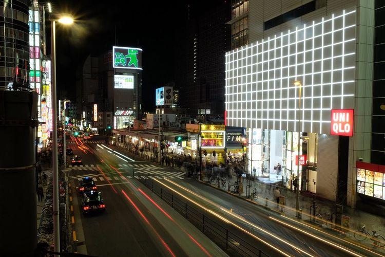 Cityscapes City Urban Urban Landscape From My Point Of View Night Night Lights Nightphotography Light And Shadow Street Streetphotography Streetphoto_bw Showcase: February EyeEm Best Shots Mybestphoto2016 EyeEm Best Edits Snapshot Snapshots Of Life EyeEm Best Shots - The Streets Fujifilm Fujifilm_xseries in Japan , Tokyo , Sinjyuku , UNICRO