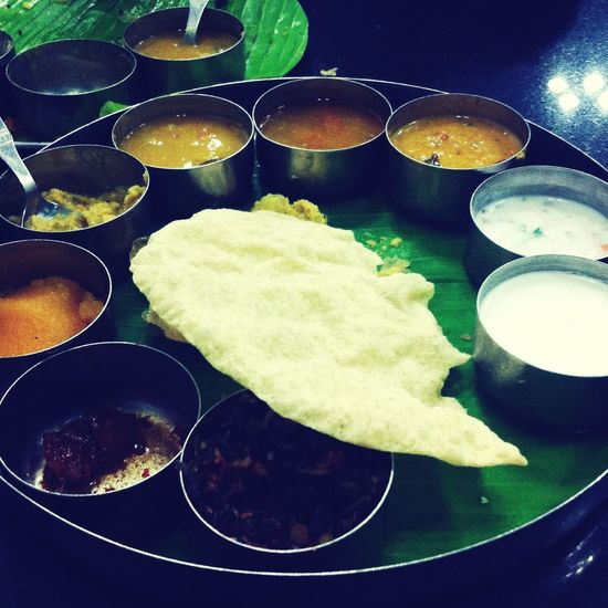 South India on a plate. TeluguRoots Details Of My Life