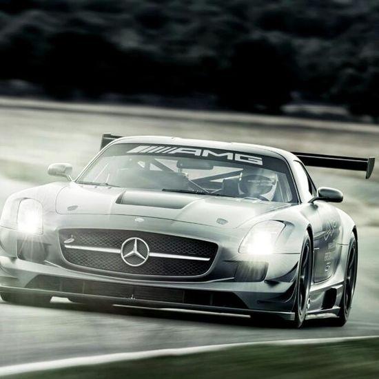 Mercedes Tourenwagen!