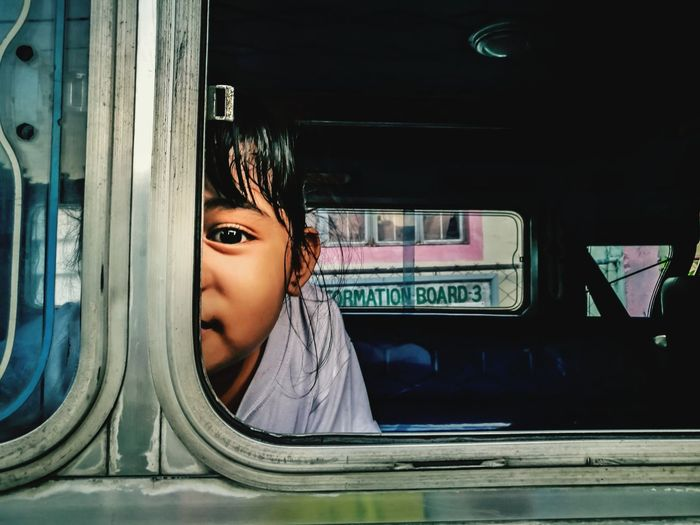 Silip (Sight) Childhood Child Real People One Person Day Outdoors Lifestyles Mobilephotography Fragility HuaweiPhilippines WOWHuawei MoreWithHuawei YearWithDualCam HuaweiP9Photography HuaweiP9 Oo Close-up Eyeem Philippines EyeemPhilippines