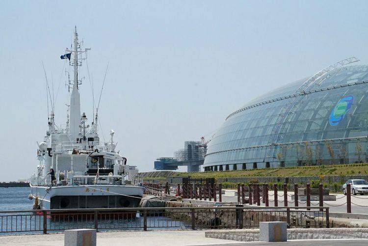 いわき 船 海上保安庁 アクアマリン 水族館