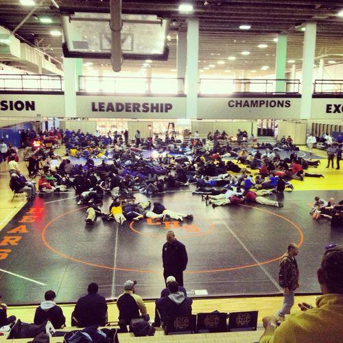 Louisiana wrestling classic. ✌