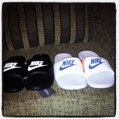 Nao è pagando de. Pà nao , mais meus pès merecem conforto , Nike Foda Loko