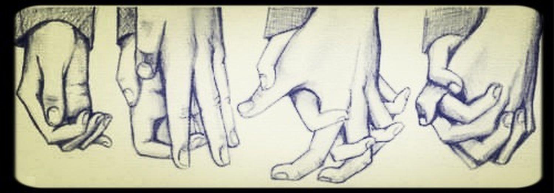 Prends ma main... Et ne la lâche jamais...