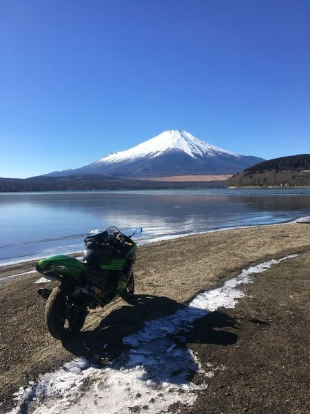 Mt.Fuji Mountain Nature Beauty In Nature Clear Sky Day Scenics Tranquility