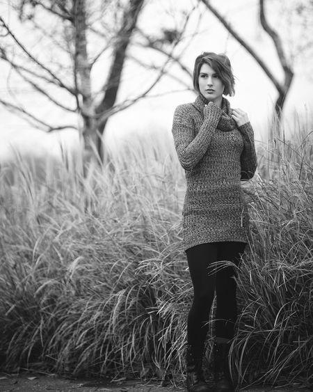 Amber Leighhh Fashion Photography Photoshoot Modeling Style Eye4photography  Black & White Maryland Fashion&love&beauty Pretty Girl Woman Sweater Dress