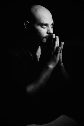 One Person People Black Background Portrait Nightshot Black And White Street Portrait Streetlight Canonphotography 50mm F1.8 Uae,abudhabi UAE Baldhead Picoftheday Photooftheday One Man Only Outdoor Photography Nightlife . Abudhabi Canon750D Darkness And Light TheWeekOnEyeEM EyeEm Best Shots EyeEmNewHere Outdoors